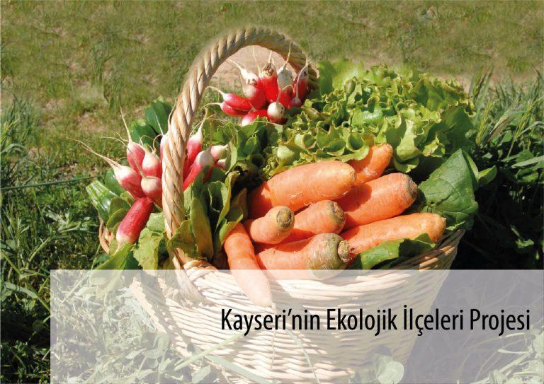 Kayseri'nin Ekolojik İlçeleri Projesi