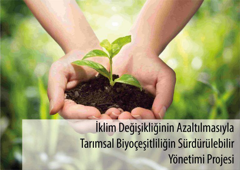İklim Değişikliğinin Azaltılmasıyla Tarımsal Biyoçeşitliliğin Sürdürülebilir Yönetimi Projesi
