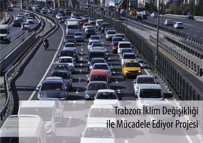 Trabzon İklim Değişikliği ile Mücadele Ediyor Projesi