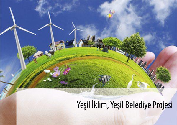 Yeşil İklim, Yeşil Belediye Projesi